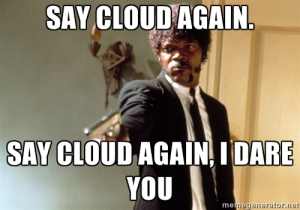 CloudAgain